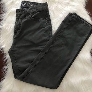 Other - Mossimo Slim Straight Pants 29x30